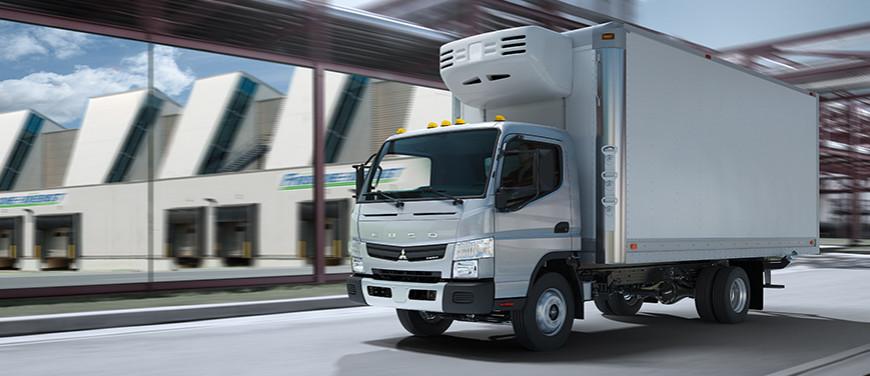 FUSO FE180 | Mitsubishi Fuso