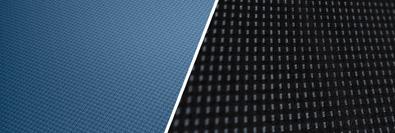Blue Cloth (2017 Model) / Black Cloth (2018 Model)