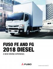 2018 FE and FG DIESEL Data Sheet
