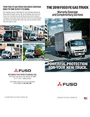 FUSO FE GAS Warranty