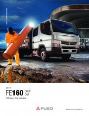 FUSO FE160 Crew Cab