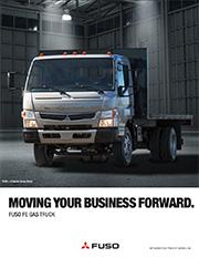 FUSO Gas Truck Model Specs