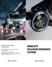 Mobileye® Collision Avoidance System